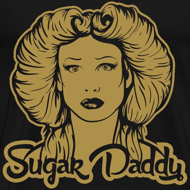 Golden Sugar Daddy (Glitter)