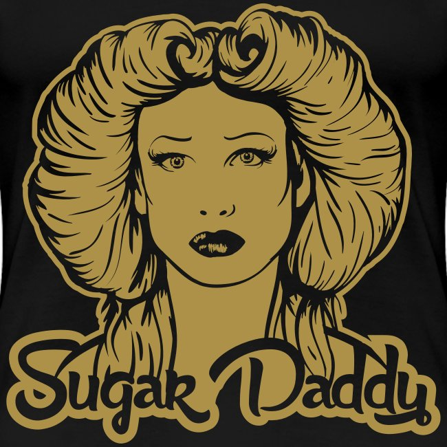 Golden Sugar Daddy (Glitter)