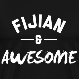 Fiji Awesome Rugby - Mens tshirts - Men's Premium T-Shirt