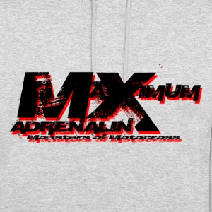 Maximum Adrenalin Schwarz Pullover & Hoodies - Unisex Hoodie