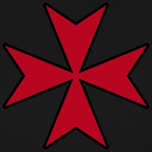 Maltese Cross T-Shirts - Men's Premium T-Shirt