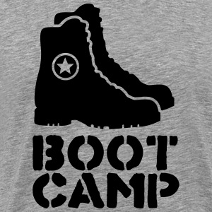 boot camp T-Shirts - Men's Premium T-Shirt