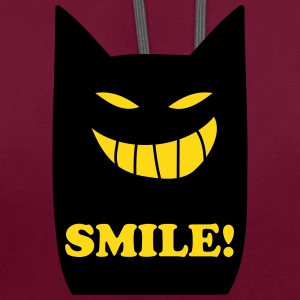 smile Sweat-shirts - Sweat-shirt contraste