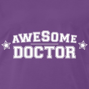 Awesome Doctor - T-shirt Premium Homme