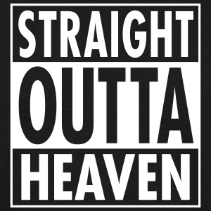 Straight Outta Heaven T-Shirts - Men's T-Shirt