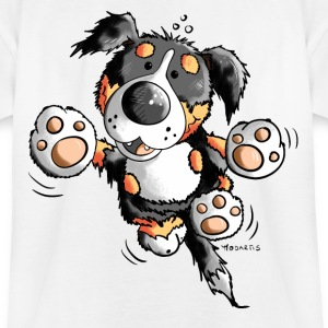 Funny Bernese Mountain Dog  Shirts - Teenage T-shirt