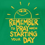 Design ~ REMEMBER TO PRAY