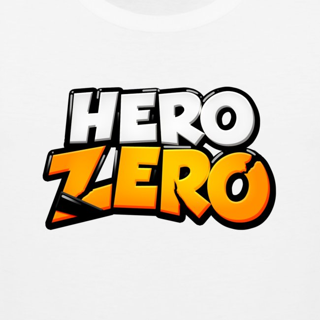 Hero Zero - Male Premium Tank Top