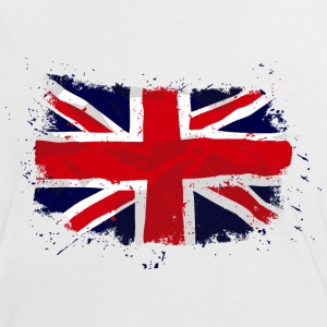 Union Jack - UK Flag T-Shirts - Frauen Kontrast-T-Shirt