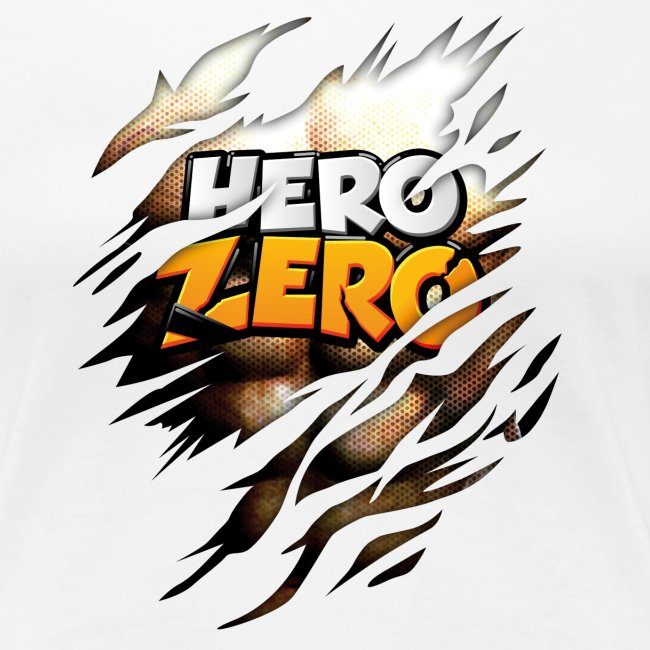 Hero Zero - Female Premium T-Shirt
