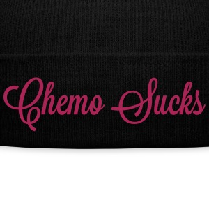 Chemo Sucks  Caps & Hats - Winter Hat