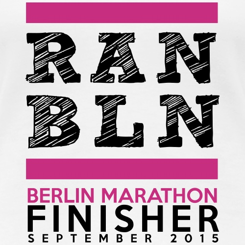 Berlin Marathon Finisher Shirt