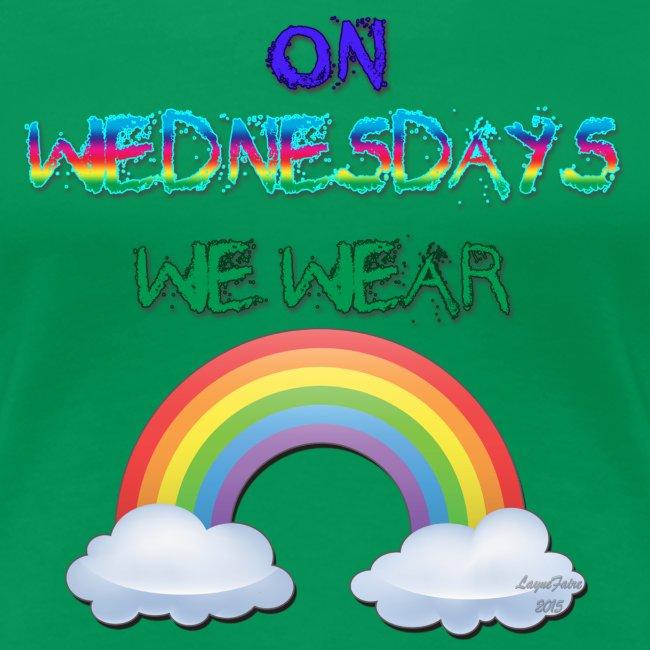 Wednesday womens shirt