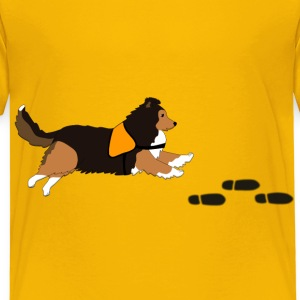 Free search Sheltie Tee shirts - T-shirt Premium Enfant