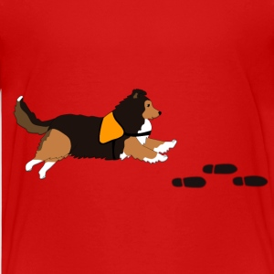 Free search Sheltie T-shirts - Teenager premium T-shirt
