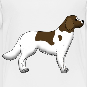 small Münsterländer T-shirts - Premium-T-shirt barn
