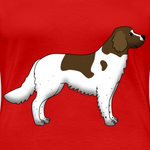 small Münsterländer T-shirts - Vrouwen Premium T-shirt