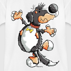 Glad Berner Sennenhund T-shirts - Teenager-T-shirt