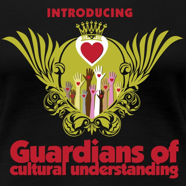 Guardians of culturel understanding -  Kvinde thirt