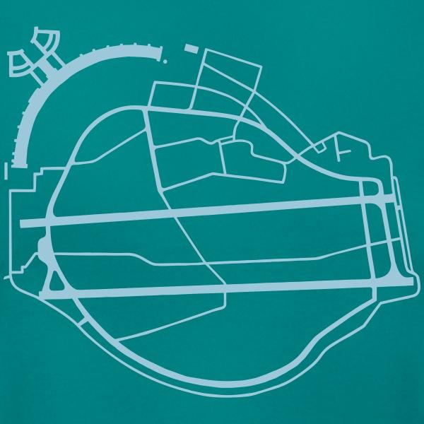 tempelhofer tshirt Feld freiheit flughafen Berlin