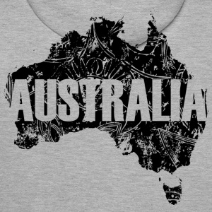 Australia Sweat-shirts - Sweat-shirt à capuche Premium pour hommes