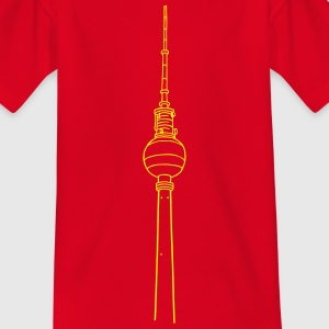 Berlin TV Tower  Shirts - Kids' T-Shirt