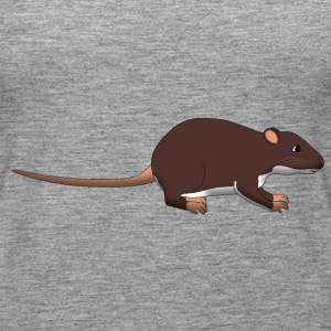 Rat Tops - Vrouwen Premium tank top