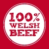 Wales rugby - 100% Welsh Beef - Mens tshirts - Men's Premium T-Shirt