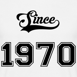 1970 Tee shirts - T-shirt Homme