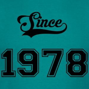 1978 Tee shirts - T-shirt Homme