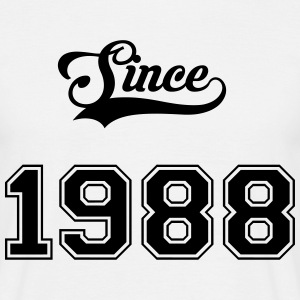1988 Tee shirts - T-shirt Homme