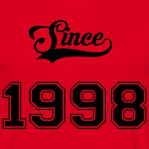 1998 Tee shirts - T-shirt Homme