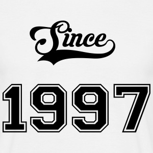 1997 Tee shirts - T-shirt Homme
