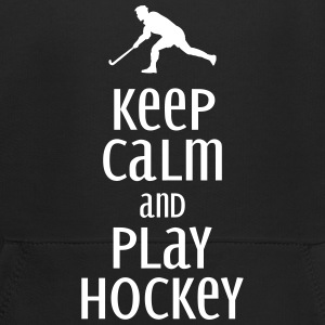 keep calm and play hockey Hoodies - Kids' Premium Hoodie