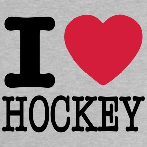 i love hockey / I heart hockey Baby Shirts  - Baby T-Shirt