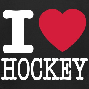 i love hockey / I heart hockey Hoodies - Kids' Premium Hoodie