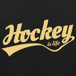 hockey is life 5 Tank Tops - Männer Premium Tank Top