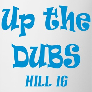 Up The Dubs Mugs & Drinkware - Mug