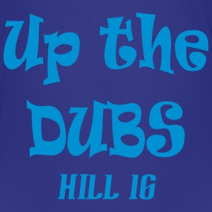 Up The Dubs Shirts - Kids' Premium T-Shirt