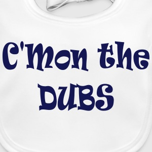 C'mon the Dubs Accessories - Baby Organic Bib