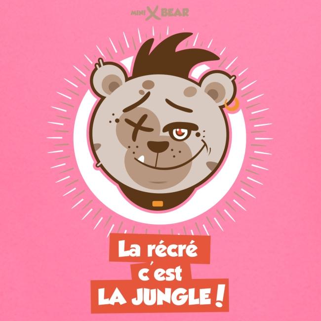 "Tee shirt manches longues Bébé ""mini bear"""