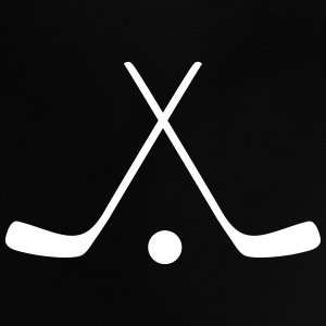 hockey sticks / hockey symbol Baby T-Shirts - Baby T-Shirt