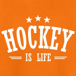 hockey is life 3 Shirts - Teenage Premium T-Shirt