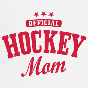 Hockey mom / hockey mother  Aprons - Cooking Apron