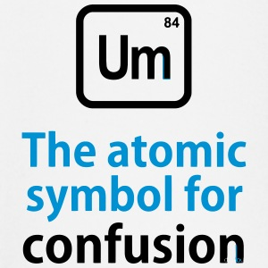THE CHEMICAL ELEMENT OF CONFUSION Manga larga - Camiseta manga larga bebé