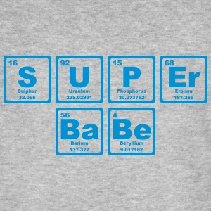 SUPERBABE PERIODIC TABLE OF THE ELEMENTS T-shirts - Ekologisk T-shirt herr