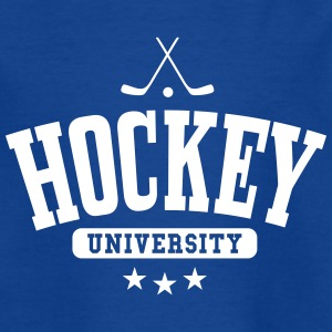 Hockey University Shirts - Kids' T-Shirt
