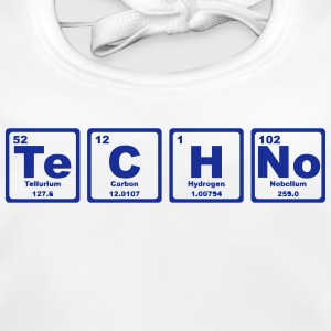 TECHNO PERIODIC TABLE Accessoarer - Ekologisk babyhaklapp