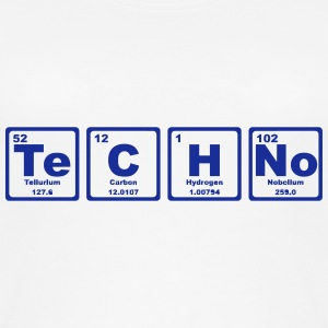 TECHNO PERIODIC TABLE Tops - Camiseta de tirantes orgánica mujer