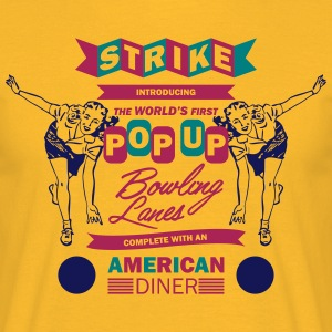 Pop Up Bowling - Men's T-Shirt
